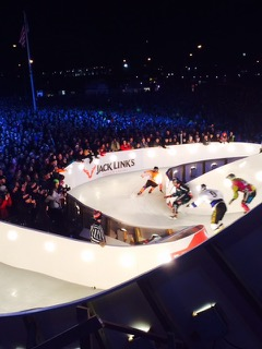 Red Bull Crashed Ice, Jack Link's Sponsorship and Sasquatch Footage